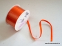 Satinband 6mm x 25m, orange
