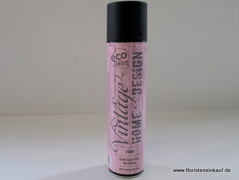 Vintage rose, Spray, 400 ml